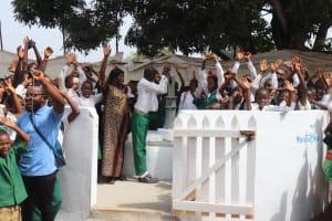 The Water Project: Lungi, Kasongha, DEC Kasongha Primary School -  Dedication Celebration