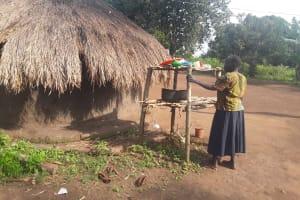 The Water Project: Kaitabahuma I Community -  Dishrack