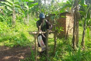 The Water Project: Kaitabahuma I Community -  Handwashing Station
