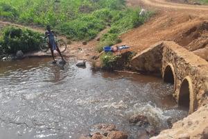 The Water Project: Kaitabahuma I Community -  Stream
