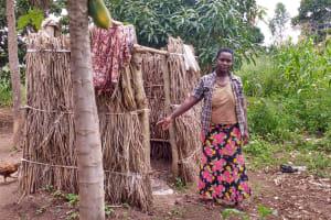 The Water Project: Rubona Kyawendera Community -  Bathroom
