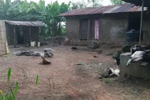 The Water Project: Rubona Kyawendera Community -  Compound