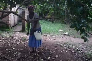 The Water Project: Rubona Kyawendera Community -  Handwashing