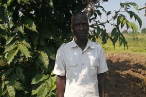The Water Project: Ejinga Taosati Community -  Amandu Geofrey