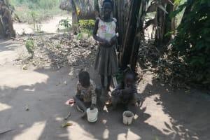 The Water Project: Ejinga Taosati Community -  Child Playing