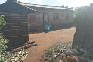 The Water Project: Kabo Village -  Compound