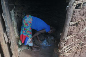 The Water Project: Kabo Village -  Cooking