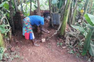 The Water Project: Kabo Village -  Handwashing