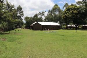 The Water Project: Mahira Community, Litinyi Spring -  Compound