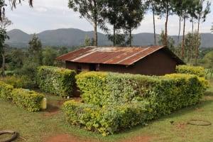 The Water Project: Harambee Community, Elijah Kwalanda Spring -  Homestead