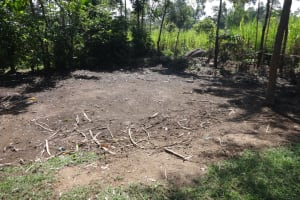The Water Project: Mahira Community, Litinyi Spring -  An Open Animal Pen