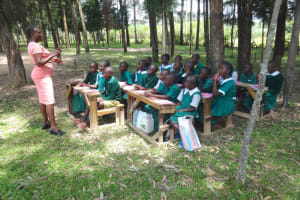 The Water Project: Friends School Mahira Primary -  Training Session