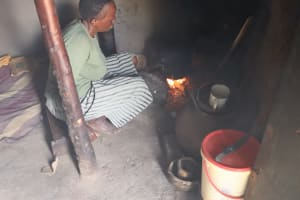 The Water Project: Mukhuyu Community, Chisombe Spring -  Grace Cooking