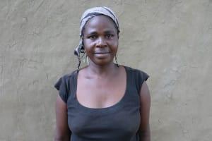 The Water Project: Mukhonje Community, Mausi Spring -  Grace Adupukha