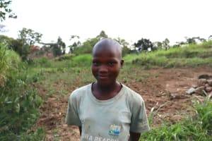 The Water Project: Mukhuyu Community, Chisombe Spring -  Portrait Of Esther