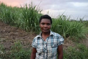 The Water Project: Mukhuyu Community, Chisombe Spring -  Potrait Of Malia Jane