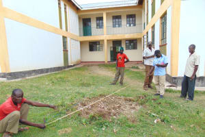 The Water Project: Friends Secondary School Shirugu -  Site Measurements