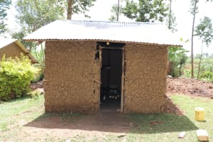 The Water Project: Mahira Community, Litinyi Spring -  Kitchen
