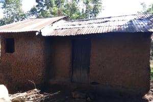 The Water Project: Mahira Community, Kusimba Spring -  Kitchen