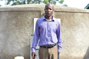 The Water Project: St. Peter's Khaunga Secondary School -  Deputy Principal John Kalande