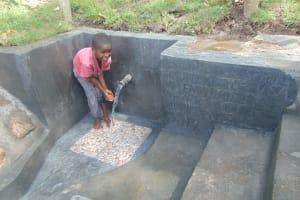 The Water Project: Bukhaywa Community, Ashikhanga Spring -  Having Fun
