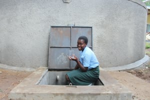 The Water Project: Friends Kuvasali Secondary School -  Raise A Glass Of Water