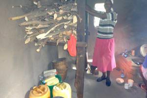 The Water Project: Mahira Community, Kusimba Spring -  Inside A Kitchen