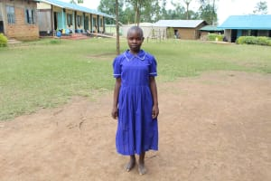The Water Project: Makale Primary School -  Student Mercyline