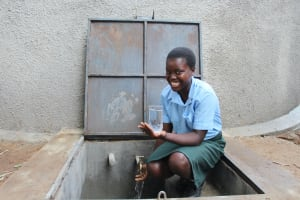The Water Project: Friends Kuvasali Secondary School -  Fresh Drinks Any Time