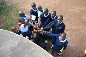 The Water Project: St. Peter's Khaunga Secondary School -  Thank You