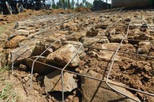 The Water Project: St. Peter's Khaunga Secondary School -  Rain Tank Foundation