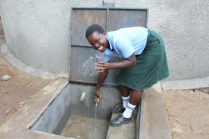 The Water Project: Friends Kuvasali Secondary School -  Happy Day