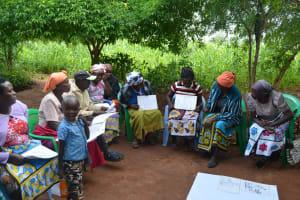 The Water Project: Katovya Community -  Training Participants