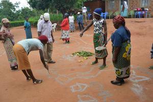 The Water Project: Kasekini Community A -  Community Mapping
