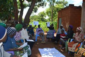 The Water Project: Kasekini Community A -  Community Reviews Diagrams
