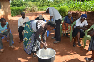 The Water Project: Kasekini Community A -  Soapmaking Exercise