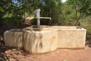 The Water Project: Katovya Community A -  Complete Well