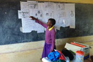 The Water Project: Murwana Primary School -  Training