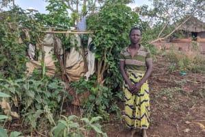 The Water Project: Alero B Community -  Bathroom