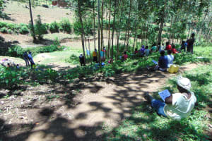 The Water Project:  Social Distancing