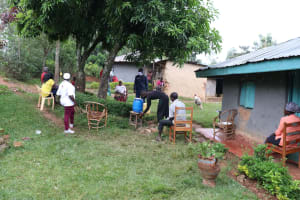 The Water Project: Itukhula Community, Lipala Spring -  Handwashing Exercise