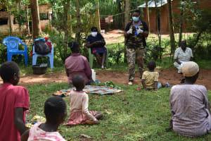 The Water Project: Musango Community, Emufutu Spring -  Ongoing Training