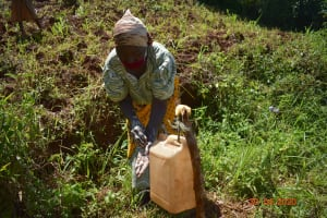 The Water Project: Emulembo Community, Gideon Spring -  Handwashing