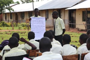 The Water Project: St. Gerald Mayuge Secondary School -  Students Plenary Session