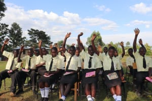 The Water Project: St. Gerald Mayuge Secondary School -  Brainstorming Session