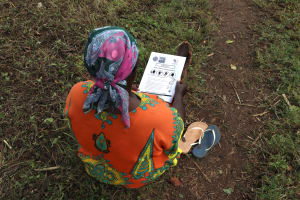 The Water Project: Shitoto Community, William Manga Spring -  Reading Pamphlet