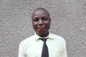 The Water Project: St. Gerald Mayuge Secondary School -  A Happy Student