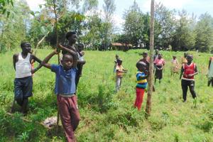 The Water Project: Eshiakhulo Community, Asman Sumba Spring -  Training Participants