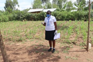 The Water Project: Shitoto Community, Abraham Spring -  Trainer In Action