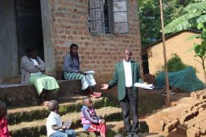 The Water Project: Maraba Community, Maraba Spring -